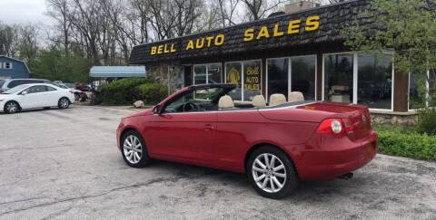 2008 Volkswagen Eos for sale at BELL AUTO & TRUCK SALES in Fort Wayne IN
