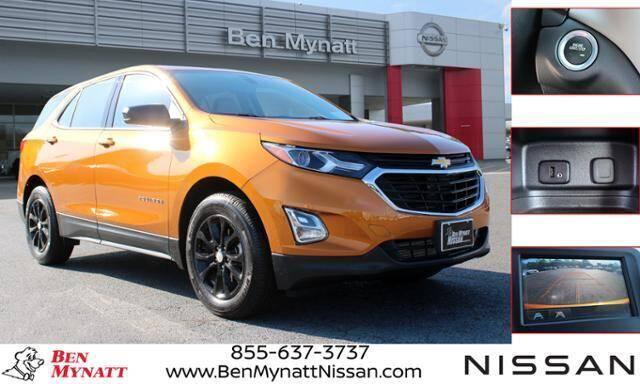 2018 Chevrolet Equinox for sale in Salisbury, NC