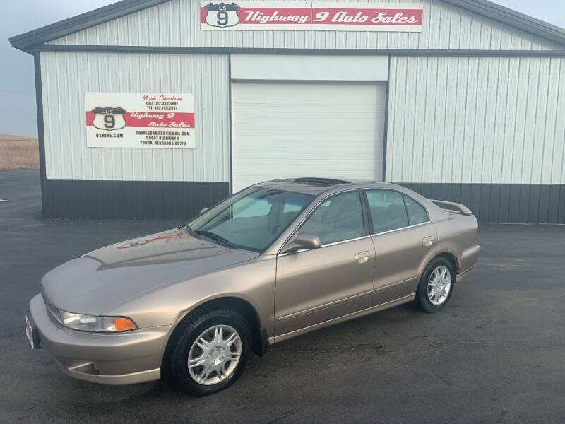 2000 Mitsubishi Galant for sale at Highway 9 Auto Sales - Visit us at usnine.com in Ponca NE