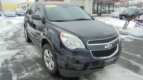 2015 Chevrolet Equinox for sale at Absolute Motors 2 in Hammond IN