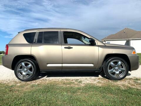 2007 Jeep Compass for sale at Nice Cars in Pleasant Hill MO