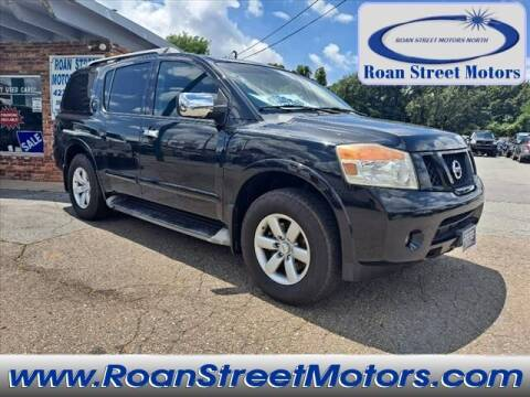 2012 Nissan Armada for sale at PARKWAY AUTO SALES OF BRISTOL - Roan Street Motors in Johnson City TN