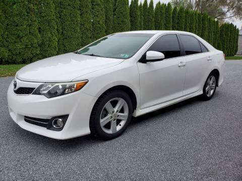 2014 Toyota Camry for sale at Kingdom Autohaus LLC in Landisville PA