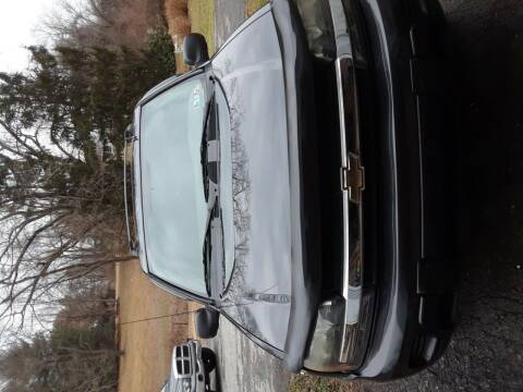 2006 Chevrolet TrailBlazer for sale at Dun Rite Car Sales in Downingtown PA