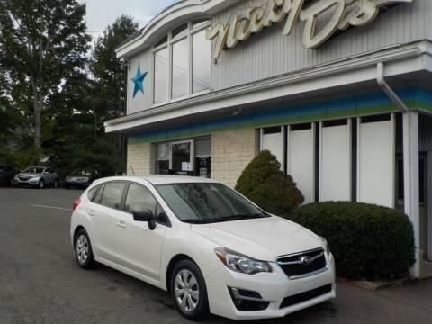 2016 Subaru Impreza for sale at Nicky D's in Easthampton MA