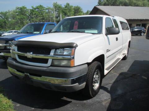 2003 Chevrolet Silverado 2500HD for sale at Economy Motors in Racine WI