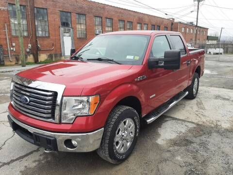 2012 Ford F-150 for sale at Lincoln County Automotive in Fayetteville TN