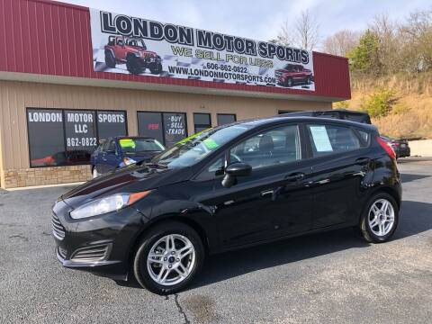 2019 Ford Fiesta for sale at London Motor Sports, LLC in London KY