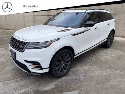 2018 Land Rover Range Rover Velar for sale at Stephen Wade Pre-Owned Supercenter in Saint George UT
