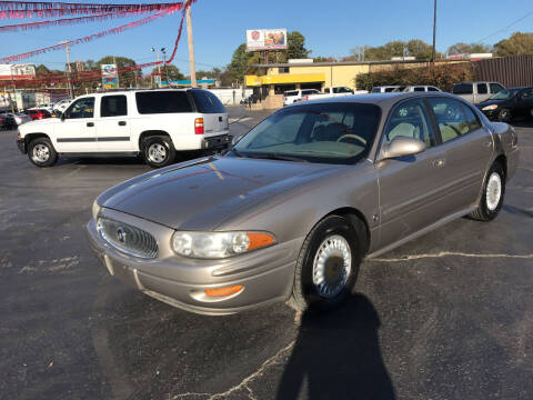 2000 Buick LeSabre for sale at IMPALA MOTORS in Memphis TN