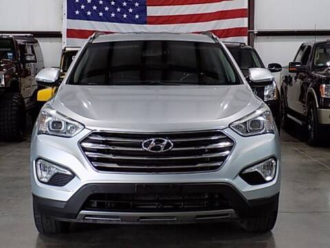 2013 Hyundai Santa Fe for sale at Texas Motor Sport in Houston TX