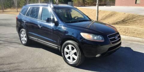 2008 Hyundai Santa Fe for sale at Georgia Fine Motors Inc. in Buford GA