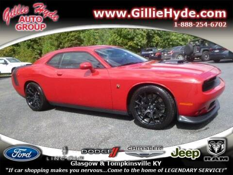 2017 Dodge Challenger for sale at Gillie Hyde Auto Group in Glasgow KY
