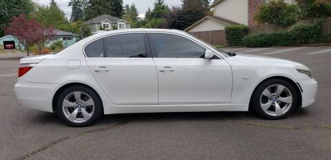 2008 BMW 5 Series for sale at Seattle Motorsports in Shoreline WA