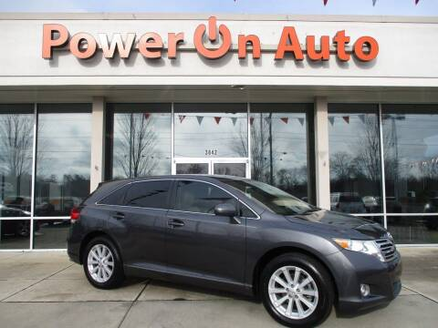 2011 Toyota Venza for sale at Power On Auto LLC in Monroe NC