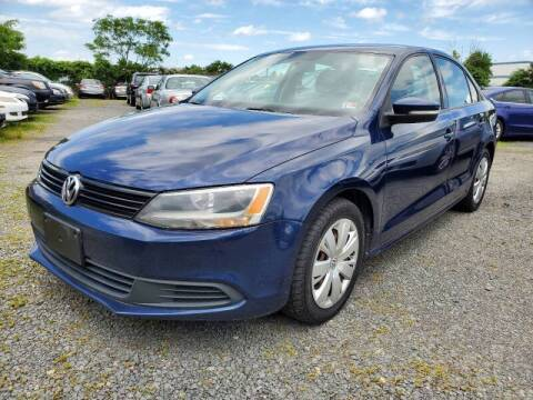 2011 Volkswagen Jetta for sale at M & M Auto Brokers in Chantilly VA