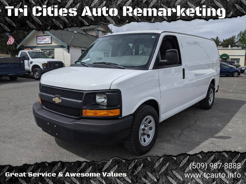 2014 Chevrolet Express Cargo for sale at Tri Cities Auto Remarketing in Kennewick WA