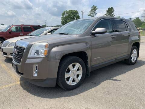 2011 GMC Terrain for sale at Court House Cars, LLC in Chillicothe OH