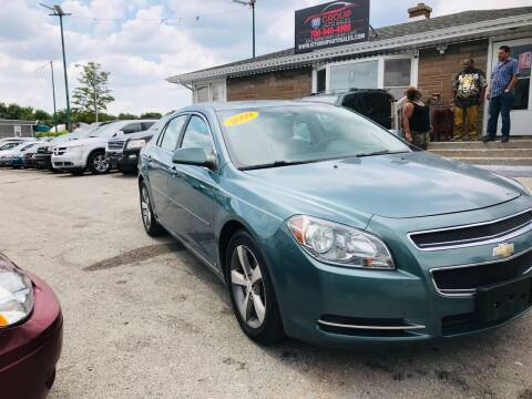 2009 Chevrolet Malibu for sale at I57 Group Auto Sales in Country Club Hills IL