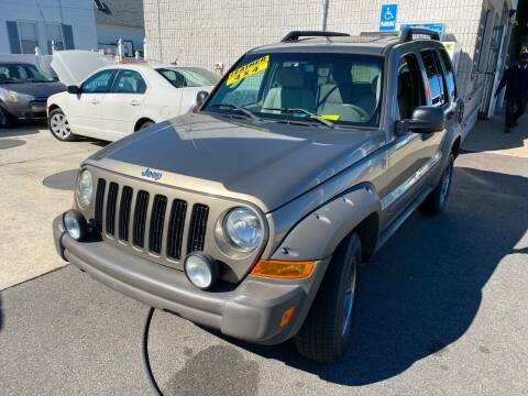2005 Jeep Liberty for sale at Quincy Shore Automotive in Quincy MA