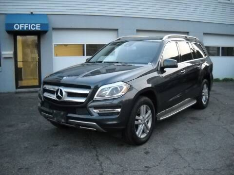 2015 Mercedes-Benz GL-Class for sale at Best Wheels Imports in Johnston RI