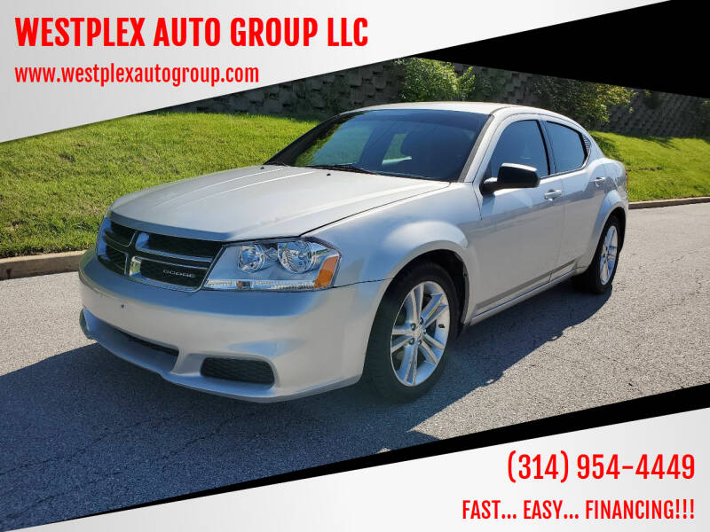 2012 Dodge Avenger for sale in Wentzville, MO