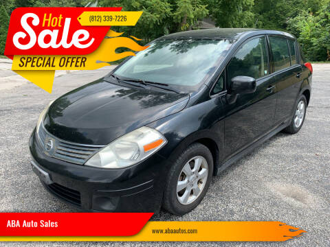 2009 Nissan Versa for sale at ABA Auto Sales in Bloomington IN