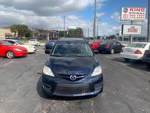 2010 Mazda MAZDA5 for sale at King Auto Deals in Longwood FL