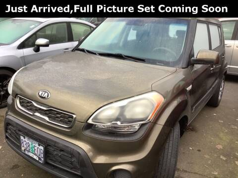 2013 Kia Soul for sale at Royal Moore Custom Finance in Hillsboro OR