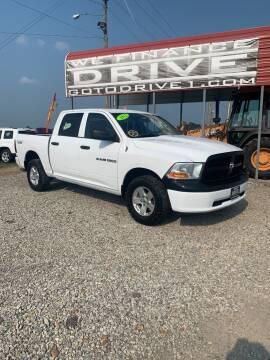 2012 RAM Ram Pickup 1500 for sale at Drive in Leachville AR