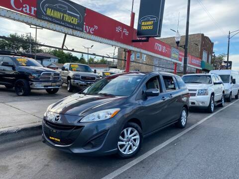 2013 Mazda MAZDA5 for sale at Manny Trucks in Chicago IL