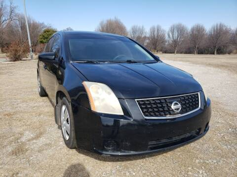 2008 Nissan Sentra for sale at NOTE CITY AUTO SALES in Oklahoma City OK