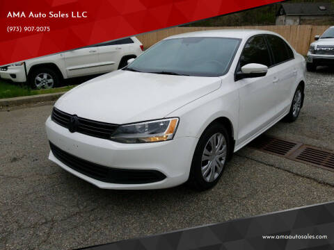 2012 Volkswagen Jetta for sale at AMA Auto Sales LLC in Ringwood NJ