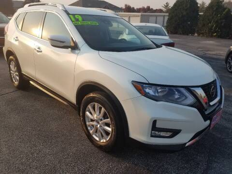 2019 Nissan Rogue for sale at Cooley Auto Sales in North Liberty IA