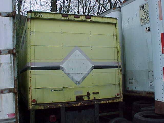 1980 International 4900 BOX TRUCK 20FT - Pittsburgh PA