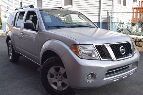 2009 Nissan Pathfinder for sale at VNC Inc in Paterson NJ