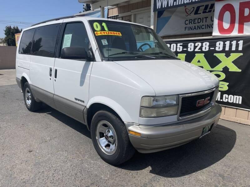 2001 GMC Safari for sale in Santa Maria, CA