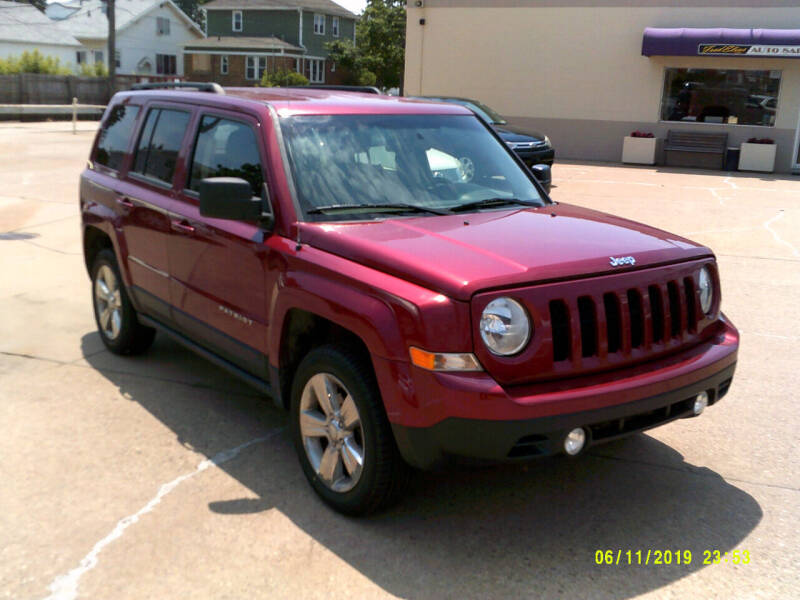 2014 Jeep Patriot for sale at Fred Elias Auto Sales in Center Line MI