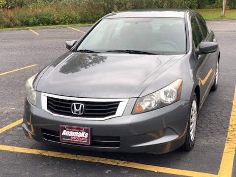2009 Honda Accord for sale at Anamaks Motors LLC in Hudson NH