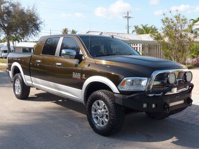 2014 RAM Ram Pickup 2500 for sale at Lifetime Automotive Group in Pompano Beach FL