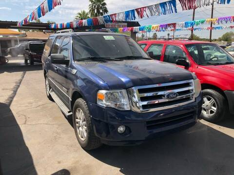 2007 Ford Expedition for sale at Valley Auto Center in Phoenix AZ