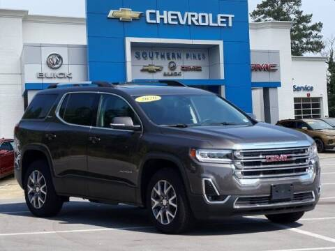 2020 GMC Acadia for sale at PHIL SMITH AUTOMOTIVE GROUP - SOUTHERN PINES GM in Southern Pines NC