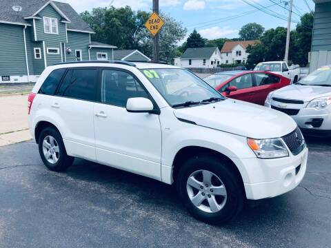 2007 Suzuki Grand Vitara for sale at SHEFFIELD MOTORS INC in Kenosha WI