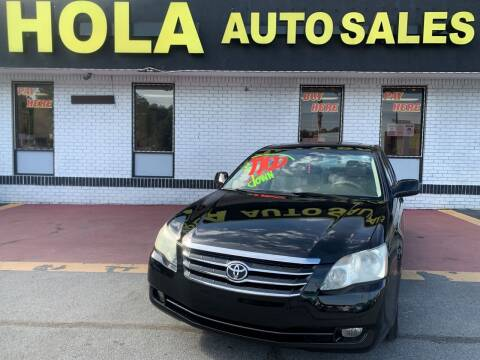 2006 Toyota Avalon for sale at HOLA AUTO SALES CHAMBLEE- BUY HERE PAY HERE - in Atlanta GA
