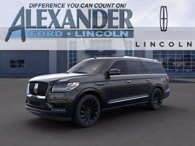 2020 Lincoln Navigator L for sale at Bill Alexander Ford Lincoln in Yuma AZ