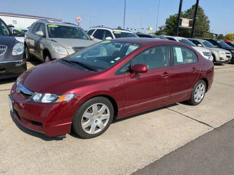 2010 Honda Civic for sale at De Anda Auto Sales in South Sioux City NE