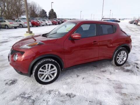 2016 Nissan JUKE for sale at De Anda Auto Sales in Storm Lake IA