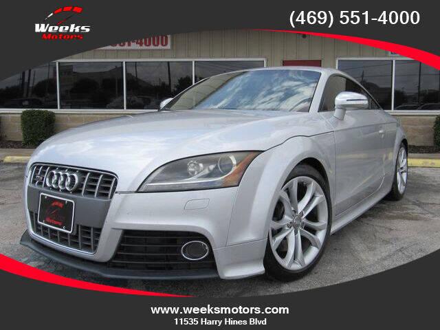 2010 Audi TTS for sale in Dallas, TX