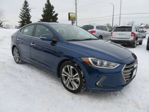 2017 Hyundai Elantra for sale at Import Exchange in Mokena IL