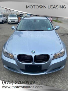 2011 BMW 3 Series for sale at Motown Leasing in Morristown NJ